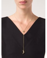 Pamela Love - Metallic 'Galaxy Lariat' Necklace - Lyst