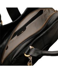 Radley - Black Danby Small Leather Grab Bag - Lyst