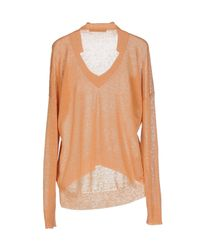 Fabiana Filippi - Orange Sweater - Lyst