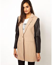 Finders Keepers | Black Abandoned Love Coat | Lyst
