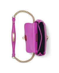 Ralph Lauren - Pink Mini Ricky Chain Bag - Lyst