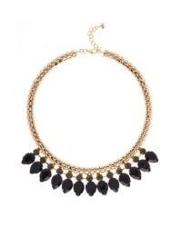 Ted Baker - Green Emari Pear Drop Necklace - Lyst