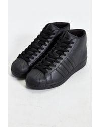 Adidas Originals | Black Originals Pro Model Sneaker for Men | Lyst