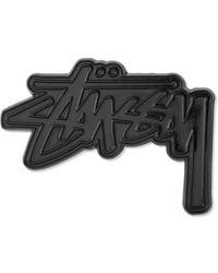 Stussy | Black Stock Ho14 Pin for Men | Lyst