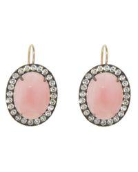 Andrea Fohrman | Pink Kat Opal Earring | Lyst