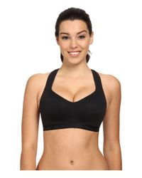 Under Armour | Black Armour High Bra | Lyst