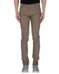 E. Marinella - Natural Denim Pants for Men - Lyst