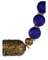 Vanessa Mooney - Purple Mars Statement Necklace - Lyst