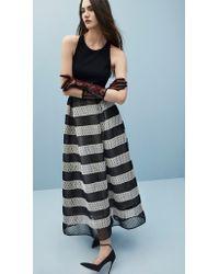 Sachin & Babi - Black Ayako Skirt - Lyst