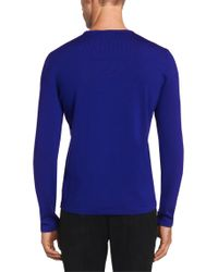 HUGO | Blue Sweater In New Wool: 'sidalio' for Men | Lyst
