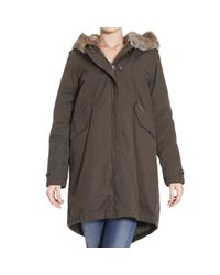 Woolrich | Brown Jacket | Lyst