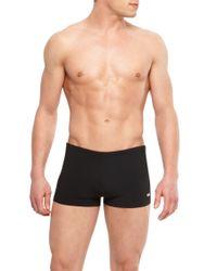 BOSS - Black 'oyster Bm' | Stretch Swim Briefs for Men - Lyst
