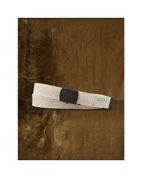 Denim & Supply Ralph Lauren - Natural Webbed Slider-buckle Belt for Men - Lyst