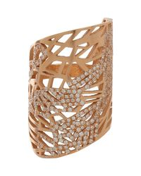 Repossi - Pink Phalanx Ring - Lyst