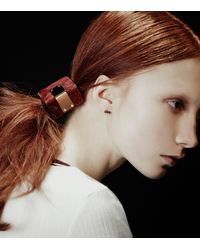 Colette Malouf | Natural Haircalf Maneframe Pony | Lyst