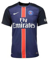 e454709a4e527 Lyst - Nike Men s Paris Saint-germain Club Soccer Team Home Stadium ...