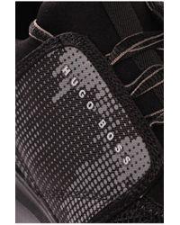 BOSS Green - Black 'gym Soft' | Mesh Sport Sneaker for Men - Lyst