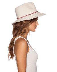 Eugenia Kim - White Courtney Hat - Lyst