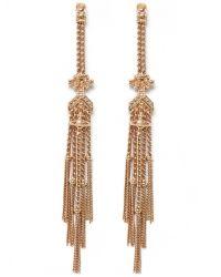 Vivienne Westwood - Metallic Maria Earrings - Lyst