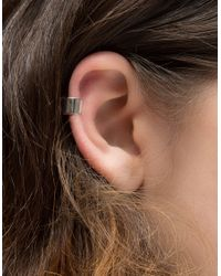 Need Supply Co. | Metallic Simplicity Ear Cuff | Lyst