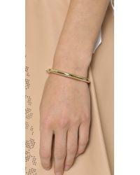 Miansai - Metallic Tarn Cuff - Gold - Lyst