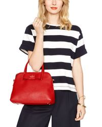 kate spade new york - Red Julia Street Maise - Lyst