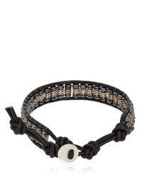 Colana   Black Hematite Bracelet   Lyst