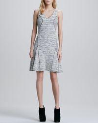 Sachin & Babi - Black Francisca Sleeveless Knit Dress - Lyst