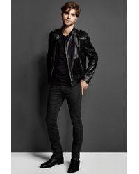 J Brand - Black Mick Moto for Men - Lyst