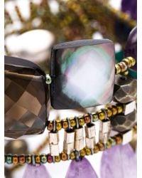 Ziio Multicolor Beaded Bracelet
