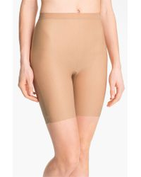 Wacoal | Natural 'smooth Complexion' Mid-thigh Shaper Briefs | Lyst
