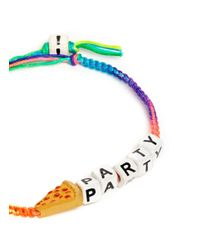 Venessa Arizaga - Multicolor 'pizza Party' Bracelet - Lyst