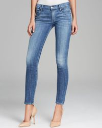 Citizens of Humanity | Blue Jeans - Avedon Ultra Skinny In Montauk | Lyst
