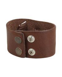 Frye | Brown Ring Cuff | Lyst