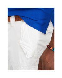 Ralph Lauren - White Classic-fit Cargo Pant for Men - Lyst