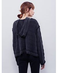 Free People - Black French Toast Pullover - Lyst