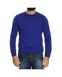 Iceberg | Blue Sweater for Men | Lyst