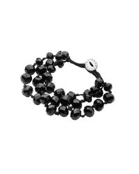 Dyrberg/Kern | Metallic Debbie Beads Bracelet | Lyst