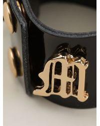 Malibu 1992 | Black Logo Cuff | Lyst