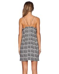 Bella Luxx | Gray Cami Slip Dress | Lyst