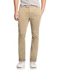 J Brand - Natural Brooks Slim Pants for Men - Lyst