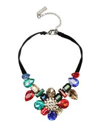 Caterina Capelli - Blue Necklace - Lyst