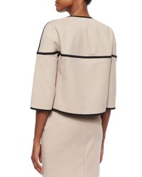 Akris Punto | Natural Reversible Jacket | Lyst