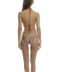 Zimmermann | Brown Alchemy Crochet Bikini | Lyst