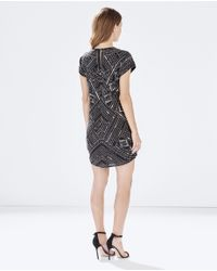 Parker - Black Topaz Dress - Lyst