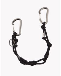 DSquared² | Black Bungy Jump Chain for Men | Lyst