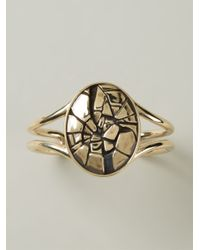 Pamela Love | Metallic Cuff | Lyst