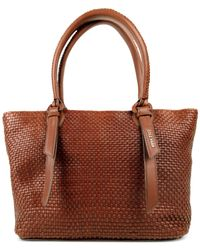 Cole Haan - Brown Bethany Large Tote - Lyst