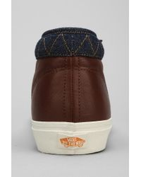 Urban Outfitters - Brown Mens Leather Chukka Boot for Men - Lyst