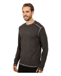 Tommy Bahama | Black Salerno Crew Long Sleeve for Men | Lyst